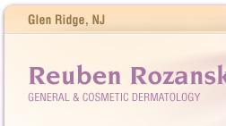 Cosmetic Dermatology Glen Ridge